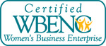 WBENC certified WBE