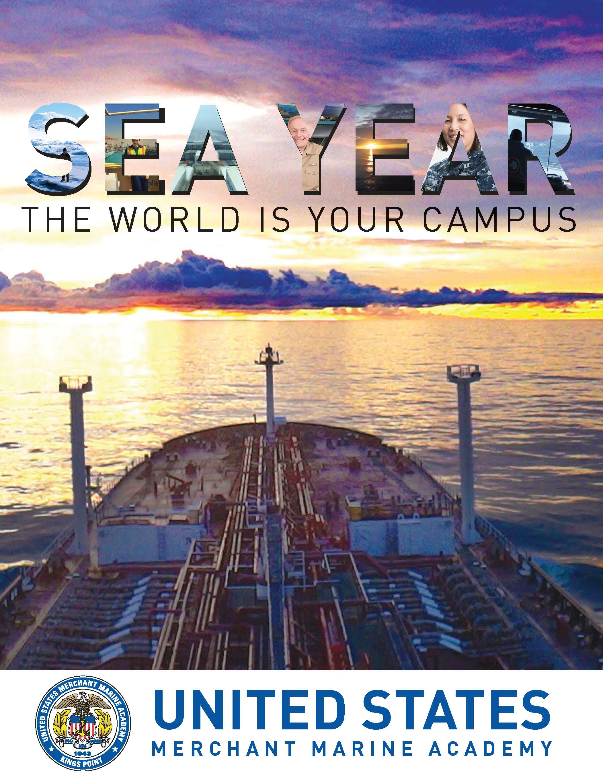 USMMA Sea Year