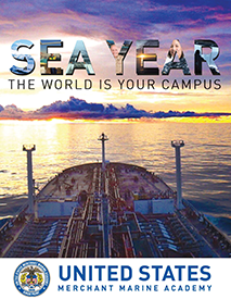 USMMA Sea Year Brochure