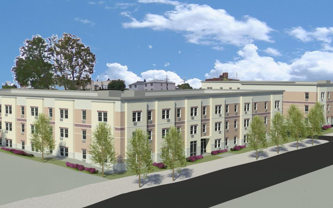 Cherry Park Apartments Open in Newark