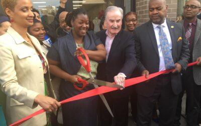 Newark Community Storefront Retail Incubator Opens