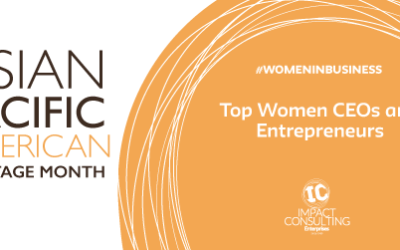 Asian Pacific American Month: 5 Top Asian Women CEOs and Entrepreneurs!