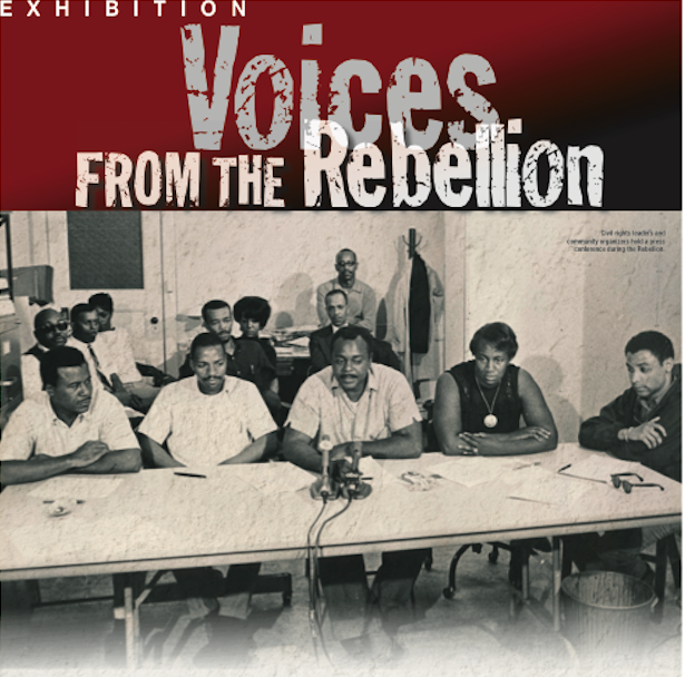 Newark Public Library Presents Exhibit Commemorating 50th Anniversary of the 1967 Newark Rebellion