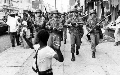 Mayor Ras J. Baraka Keynotes Memorial for 50th Anniversary of 1967 Newark Rebellion