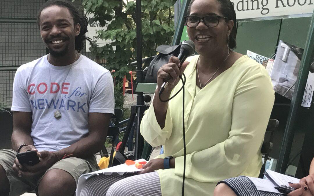 Newark Tech Talks and Women in Tech