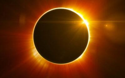 Soak Up the Solar Eclipse!