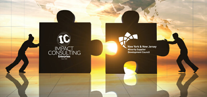 Impact Consulting Enterprises To Represent New York & New Jersey Minority Supplier Development Council As Agency Of Record